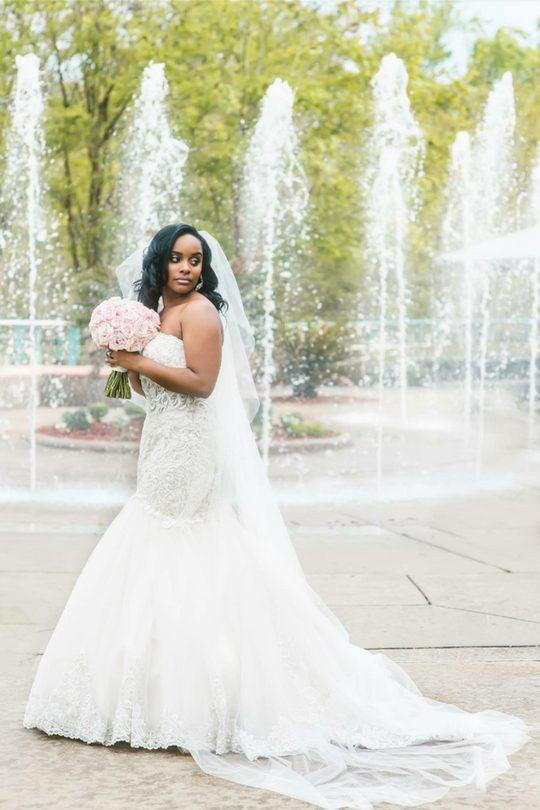 3-1 Pretty in Pink Hattiesburg, Mississippi Wedding
