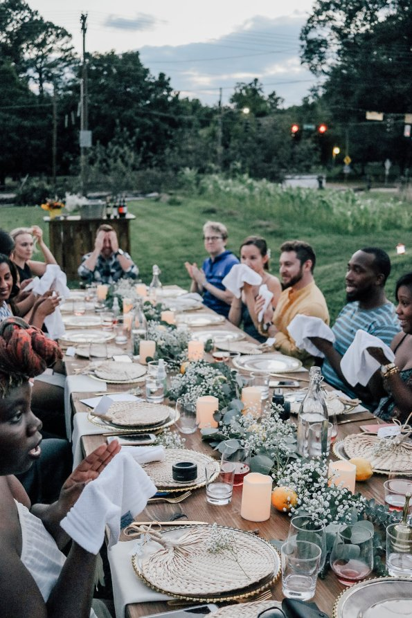 TheTableExperienceOldSalem-6321-595x893 6 Tips on How to Host a Dinner Party Like a Chef