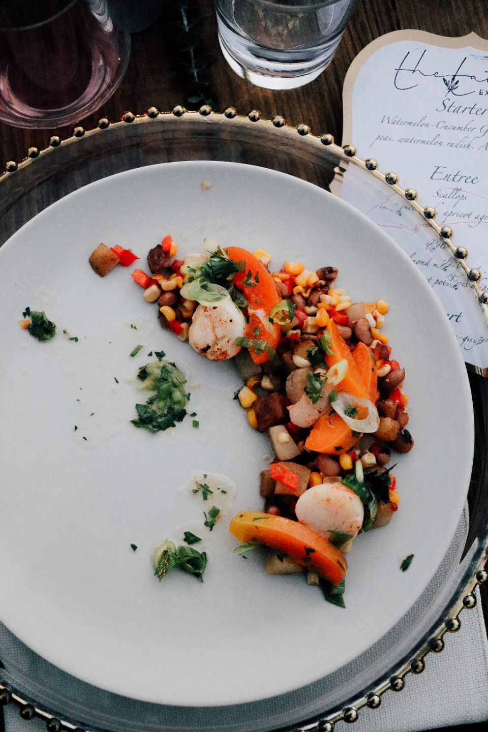 TheTableExperienceOldSalem-6341-960x1440 6 Tips on How to Host a Dinner Party Like a Chef