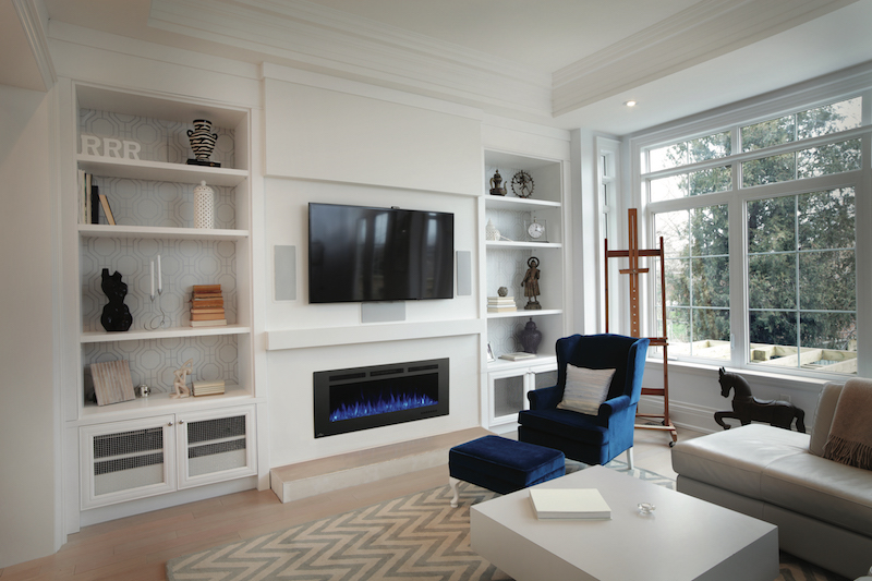 Allure-NEFL50FH-MT-SMALL Tips on How to Prepare Your Fireplace for the Winter Season