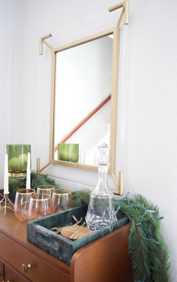 5-Stash-of-Panache-Holiday-Decor-595x945 How Houston-Based Interior Designer Alana Frailey Decorates Her Home For The Holidays