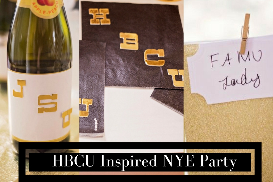 Last Minute NYE Tips – HBCU Party Inspiration Presented by Evite