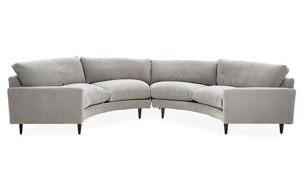 Oslo-Curved-Sectional-Gray-Crypton-595x384 5 Looks of Velvet Inspiration for Your Home this Winter