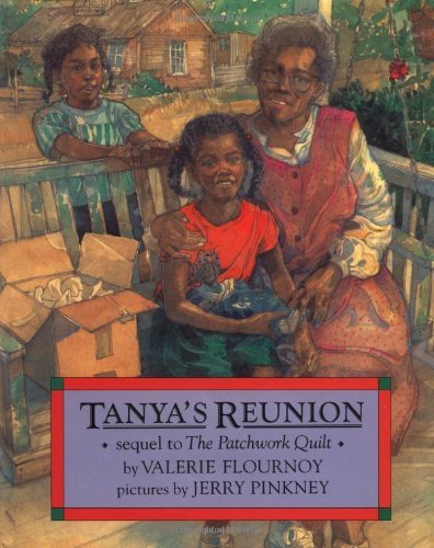 African American Family Reunion Art