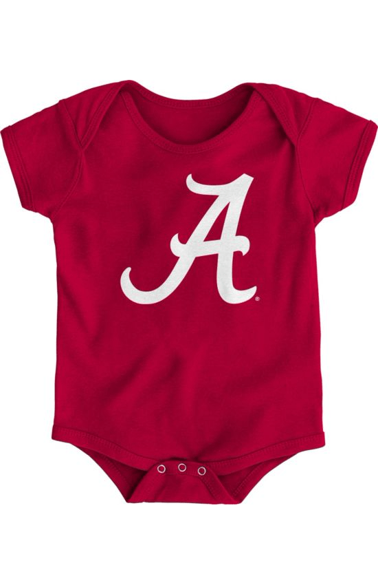 Alabama-Onesie 7 Southern Inspired Baby Registry Items Youa��ll Go Ga-Ga For