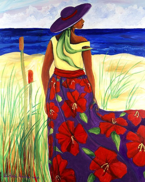 Gullah_Art_Diane_B_Dunham_3 16 Pieces of Gullah Art to Add Your Gallery Wall