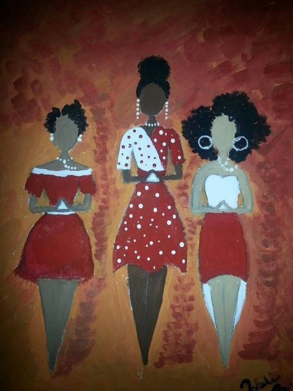 cd908e732b8e02a7badacc1f3320ad07-595x793 Our Favorite Pieces of African American Sorority Art