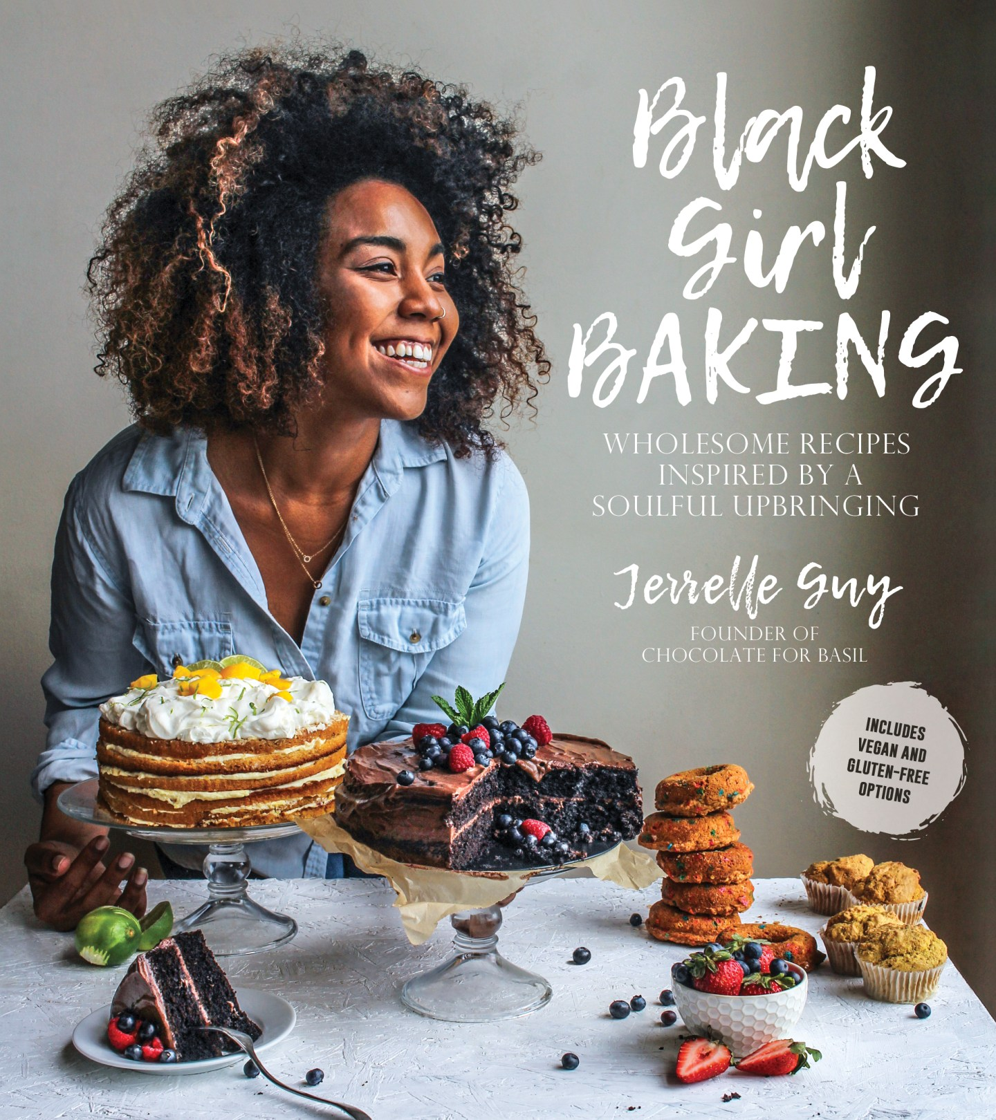 Black Girl Baking by Jerrelle Guy and the Essentials for Southern Baking