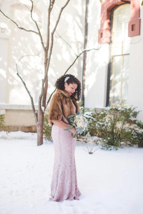 JJ-8-595x893 Snowy Charlotte, NC Elopement
