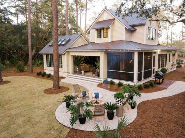 HGTV-Smart-Home-2018-Backyard 20 Images of Coretta Scott King We Adore
