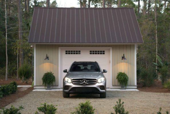 HGTV-Smart-Home-2018-Garage-Exterior-Mercedes 20 Images of Coretta Scott King We Adore