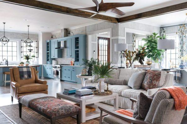 HGTV-Smart-Home-2018-Great-Room-Angle-Toward-Kitchen-595x397 HGTV Smart Home Tour - Palmetto Bluff