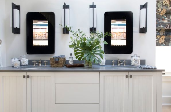 HGTV-Smart-Home-2018-Master-Bathroom-Vanity 20 Images of Coretta Scott King We Adore