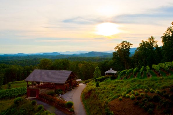 Wolf-Mountain-pavilion-1041-595x397 Wineries in Dahlonega, GA That You Must Try