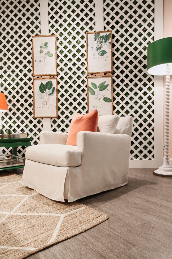 ReStyle_Retouch_30-1-595x893 AKA Home Decor Inspiration: Pink and Green Style