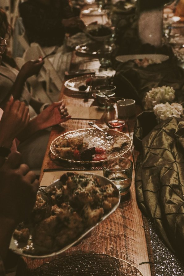 TheTableExperience-Muse2018-4961-595x893 Rustic Dinner Party Inspiration
