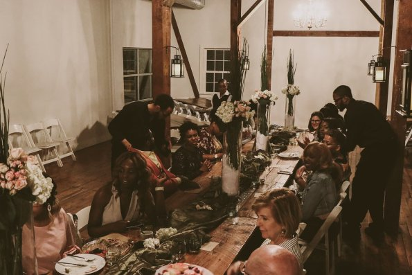 TheTableExperience-Muse2018-4990-595x397 Rustic Dinner Party Inspiration