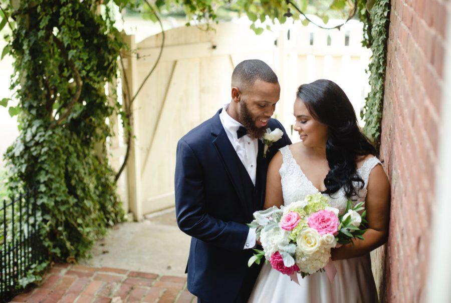 Pink and Blush Southern Wedding Inspiration