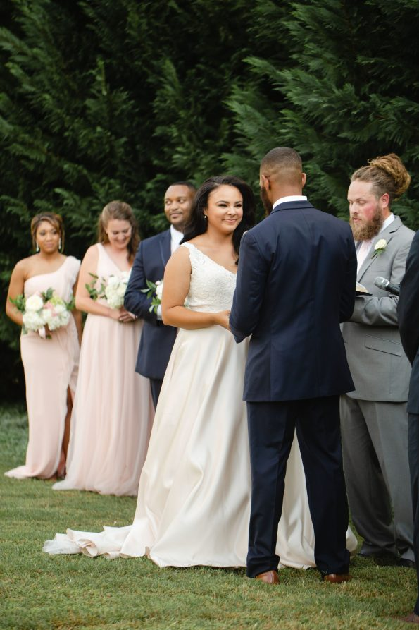 AbreaCrackel_23-595x893 Pink and Blush Southern Wedding Inspiration
