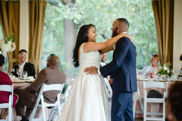 AbreaCrackel_30-595x397 Pink and Blush Southern Wedding Inspiration