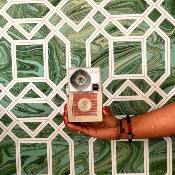 ROOM-18-1-595x595 Designer Tour: Black-Owned Hotel in Miami - The Copper Door B&B