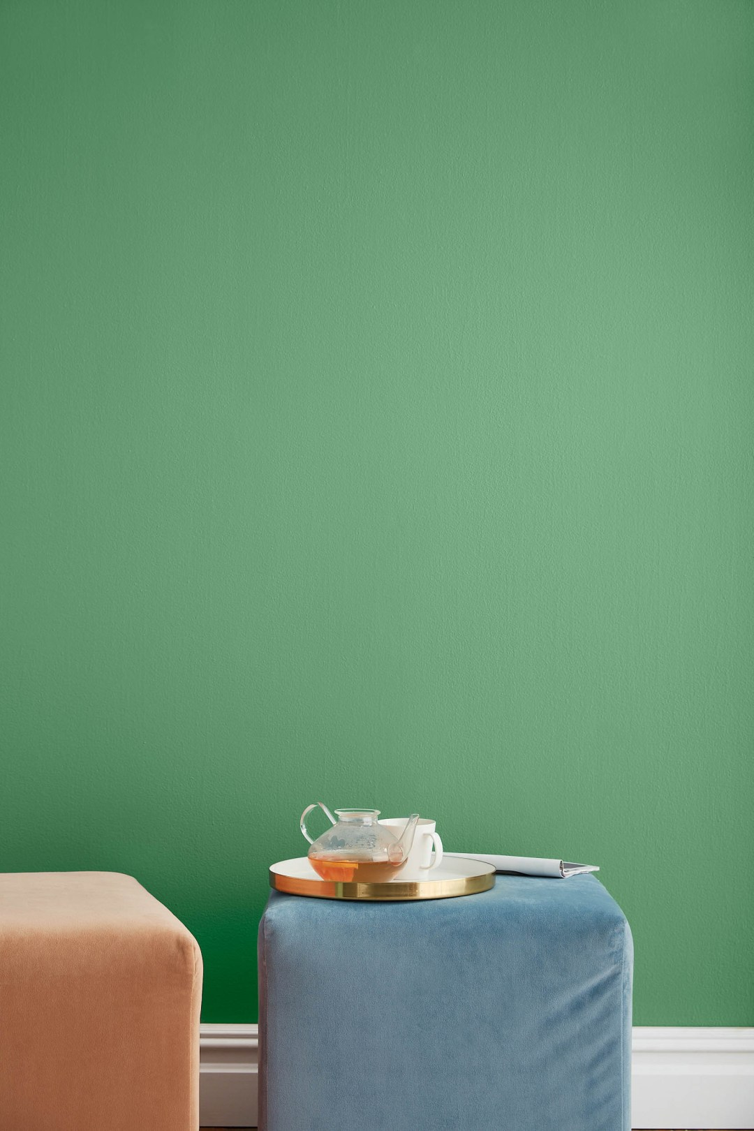 Matcha-Latte_Clare-Paint-Color_Interiors-1440x2160 Clare: Black-Owned Tech & Home Brand Gives Tips for Picking Paint Colors