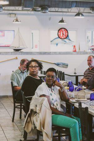 TTE-PaellaParadise-7169-300x450 North Carolina Seafood: Paella Paradise with The Table Experience