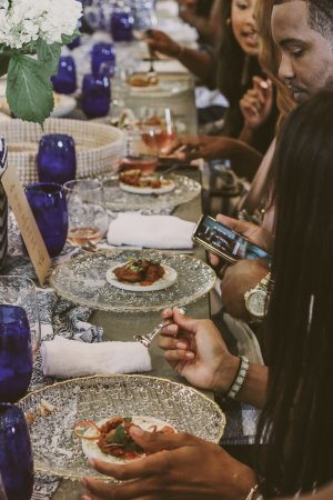 TTE-PaellaParadise-7219-300x450 North Carolina Seafood: Paella Paradise with The Table Experience