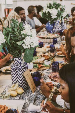 TTE-PaellaParadise-7326-300x450 North Carolina Seafood: Paella Paradise with The Table Experience