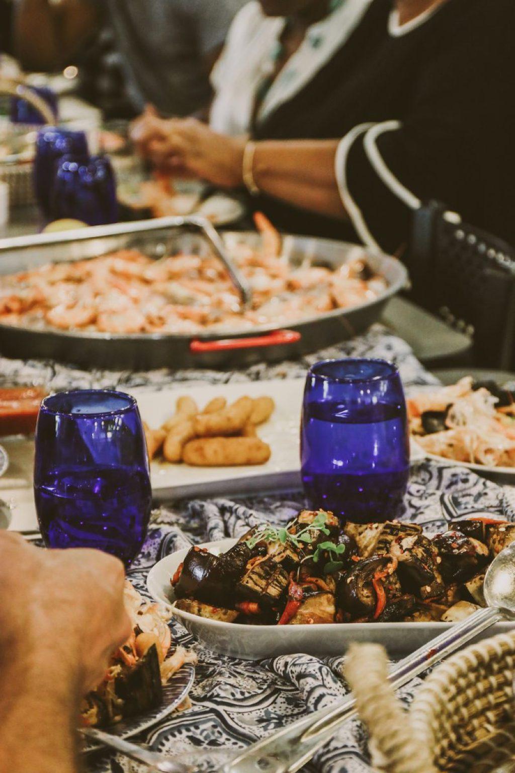 TTE-PaellaParadise-7362 North Carolina Seafood: Paella Paradise with The Table Experience