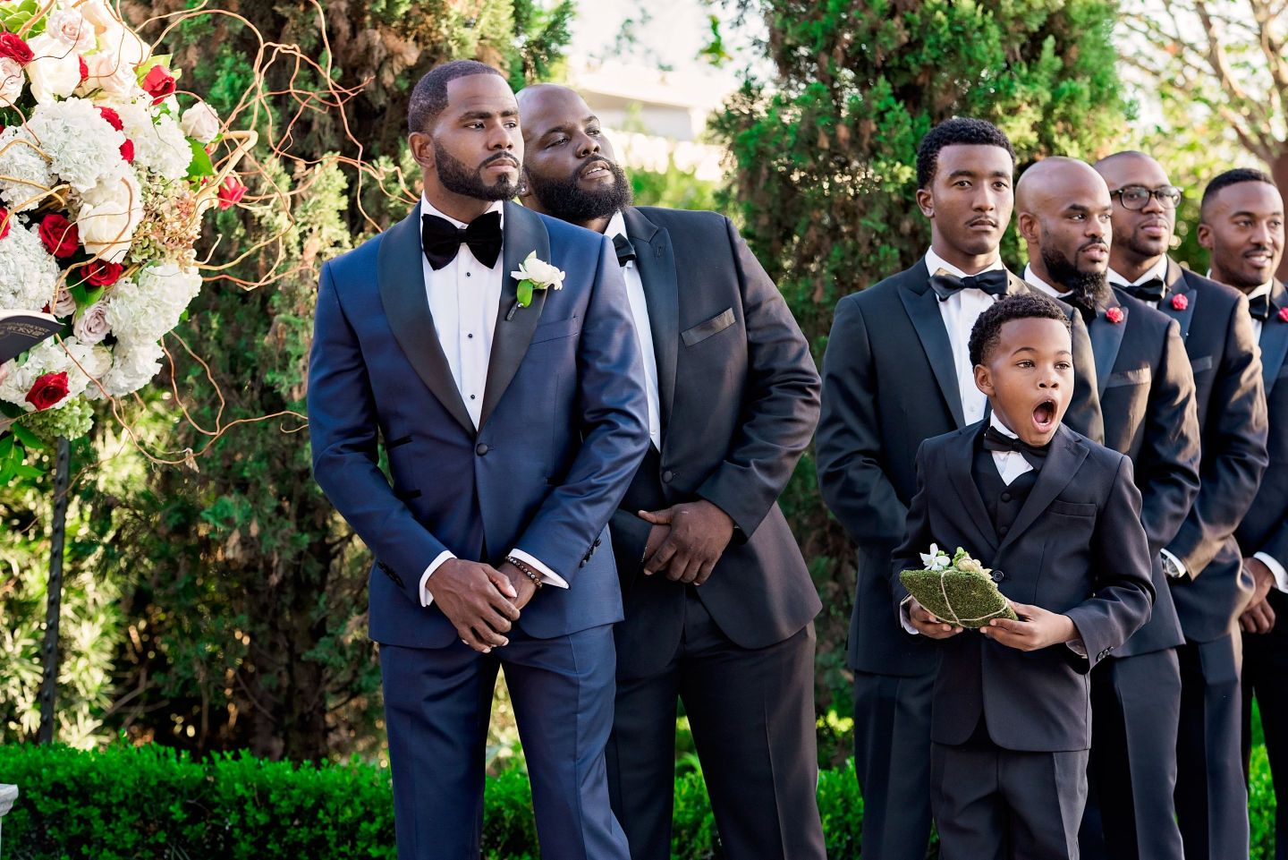 Andre-and-Gina-Pharris-Photography-0043 Houston, TX Wedding at the Buffalo Soldier Museum