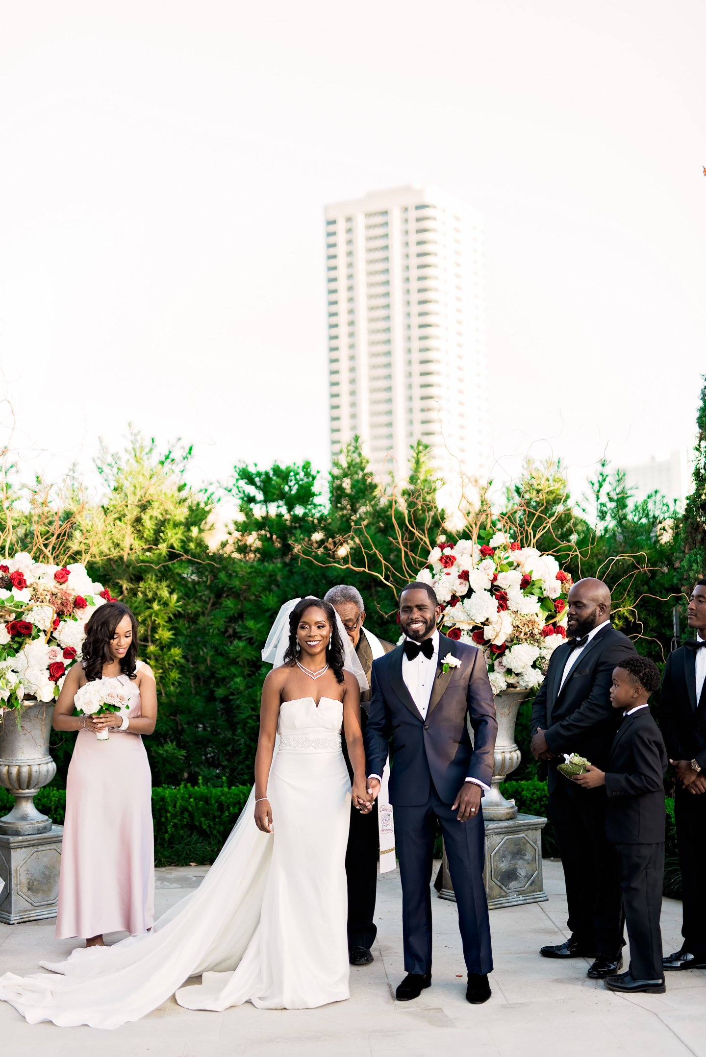 Andre-and-Gina-Pharris-Photography-0050 Houston, TX Wedding at the Buffalo Soldier Museum