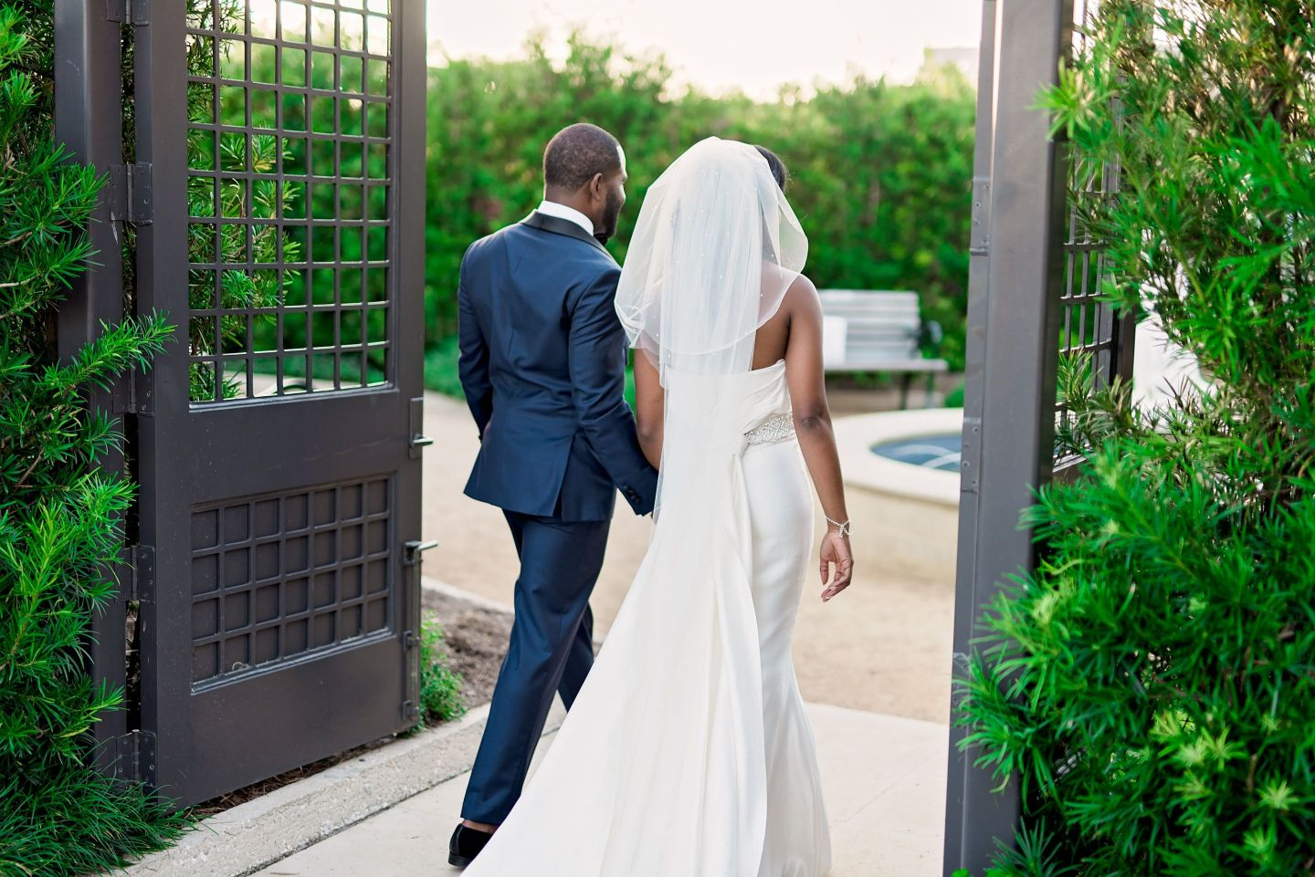 Andre-and-Gina-Pharris-Photography-0052 Houston, TX Wedding at the Buffalo Soldier Museum