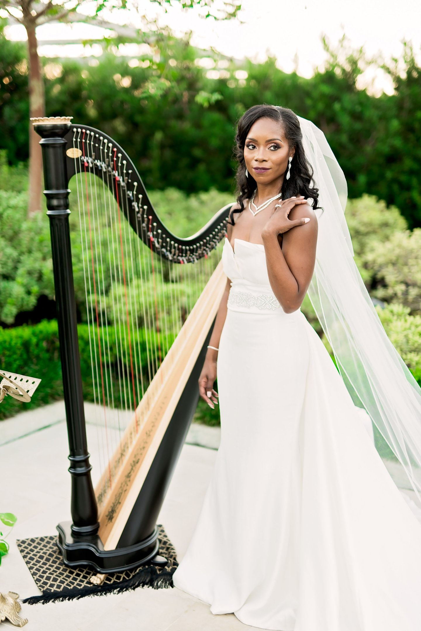 Andre-and-Gina-Pharris-Photography-0059 Houston, TX Wedding at the Buffalo Soldier Museum