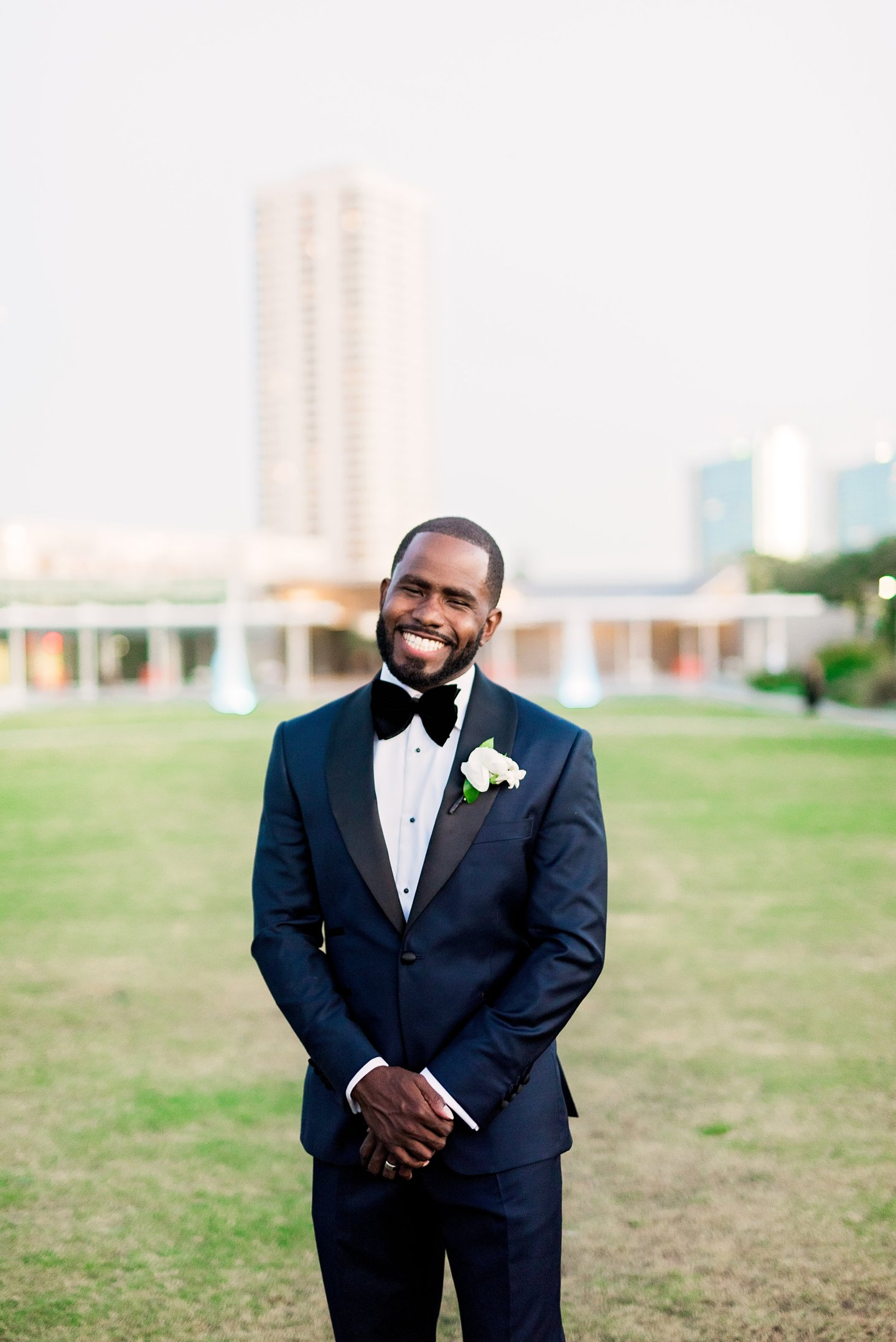 Andre-and-Gina-Pharris-Photography-0066 Houston, TX Wedding at the Buffalo Soldier Museum