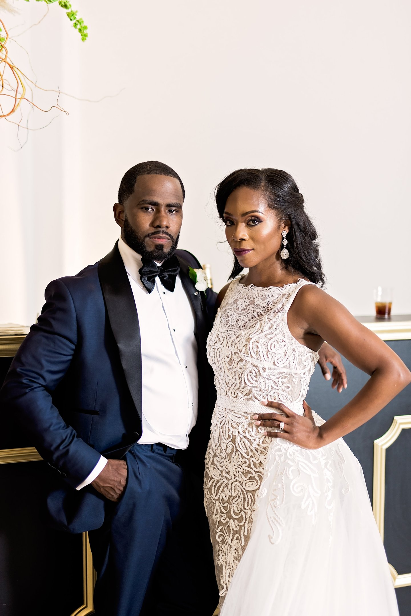Andre-and-Gina-Pharris-Photography-0079 Houston, TX Wedding at the Buffalo Soldier Museum