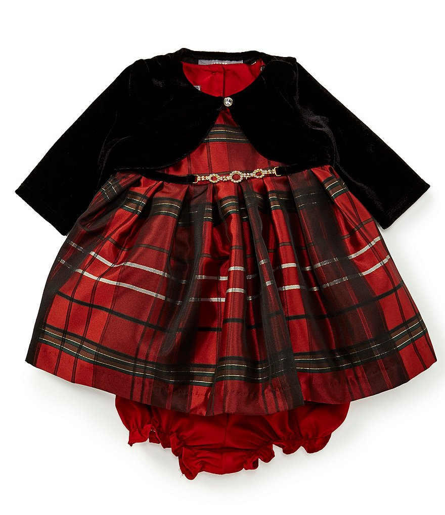 05547176_zi_red_black Baby Christmas Outfits We Adore