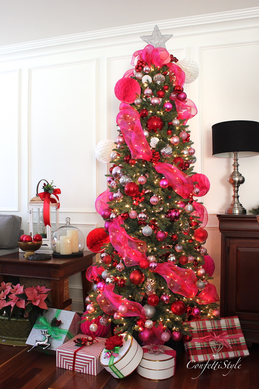 2017-Merry-Bright-ConfettiStyle-Home-Tour1 3 Tips for Preparing To Decorate Your Home For The Holidays from ConfettiStyle