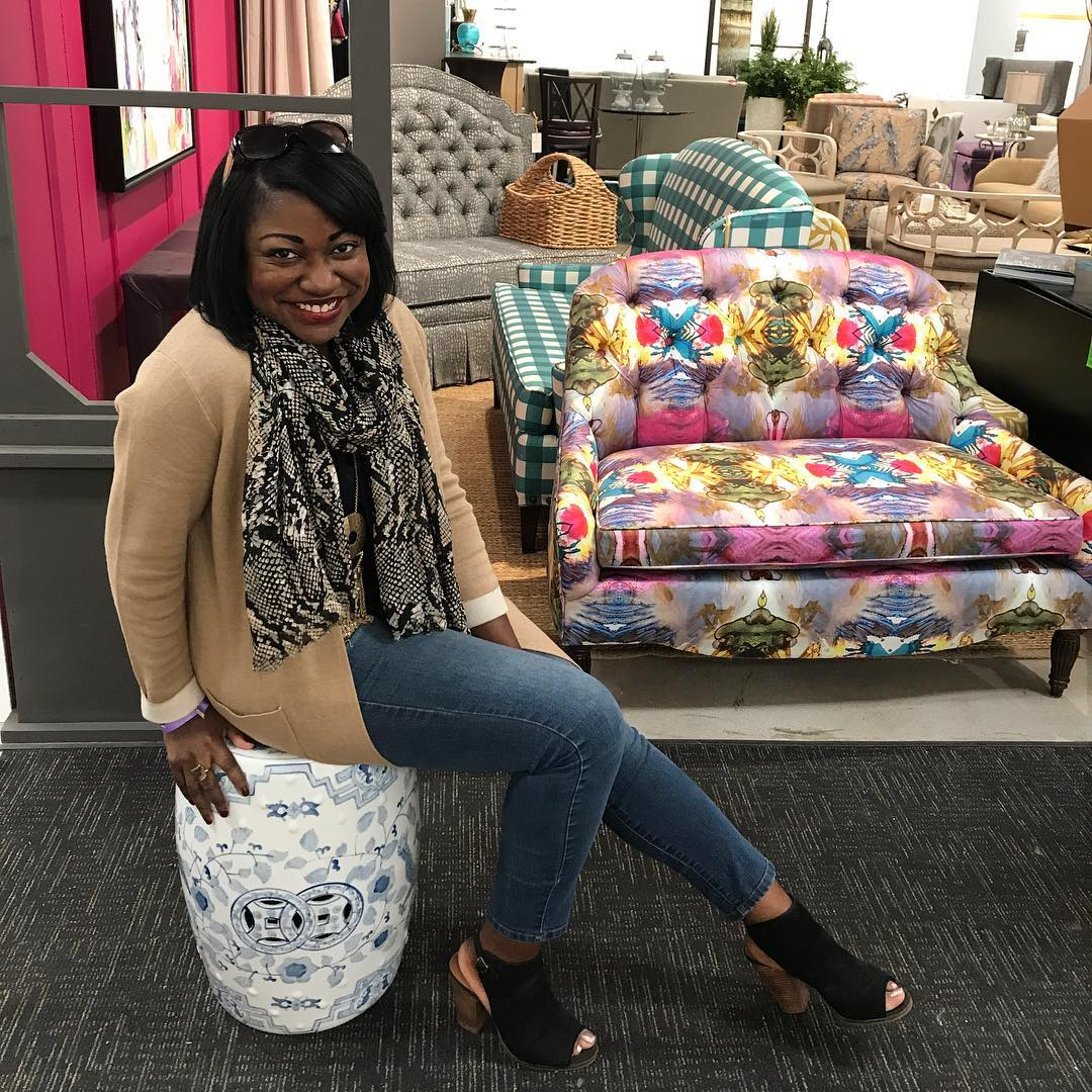 44696859_2006290222760476_6595599212803522560_o Southern Roots: Launch of Belle by Cheryl Luckett Furniture Collection