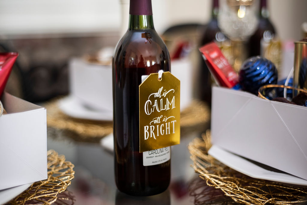 DSC_4857 How to Host a Holiday Wine Mixer with Party Favors Sponsored by Colgate®