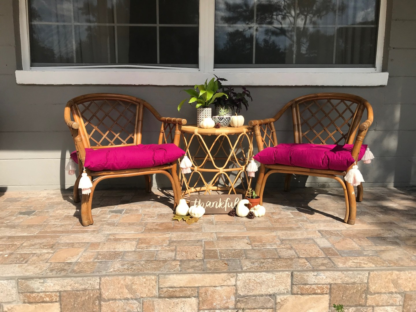 image3 Tips for Styling Your Front Porch for Fall from a Jacksonville, FL Designer