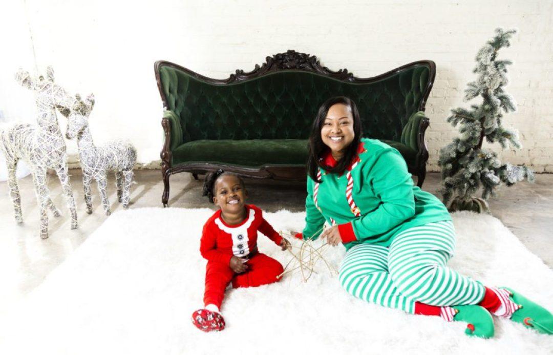 3n7766nw3sdams5cxg64_big Mommy & Me Christmas PJ Session in Greensboro, NC
