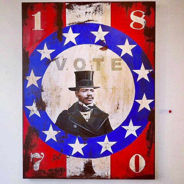 45466194_2223032917975613_2923393077982789632_n The Black Vote: A Look Through Art and Elections