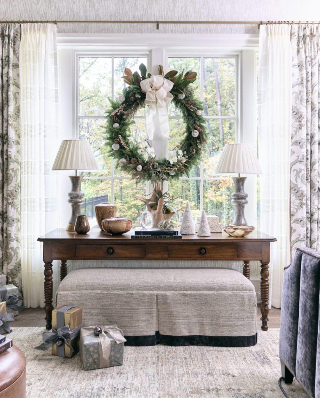 AHL_181113_showhouse32057_Jessica-Bradley Home for the Holidays 2018: Atlanta, GA Style