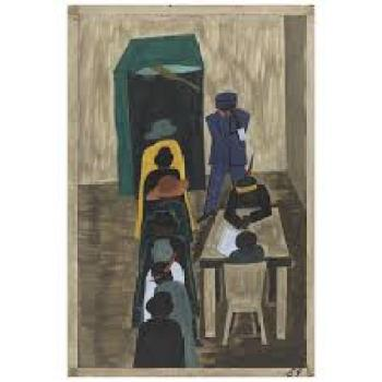 MigrationSeries The Black Vote: A Look Through Art and Elections