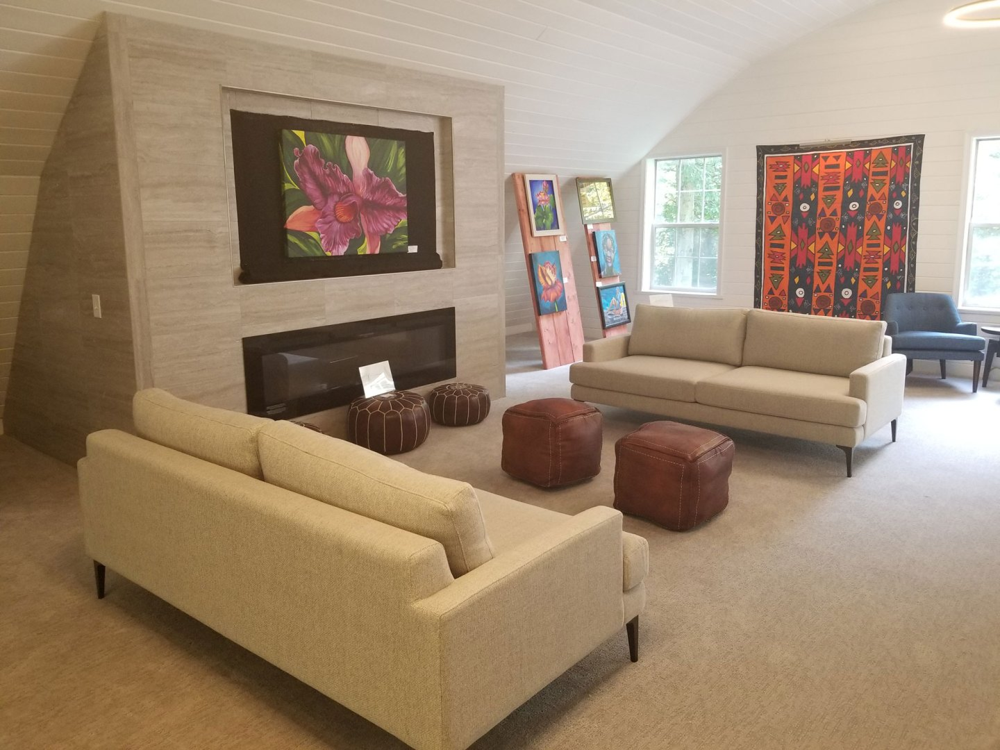wellspring-spa-DC-barn-upper-level Black-Owned Bed & Breakfast in Maryland: How to Host an Event in an Intimate Venue