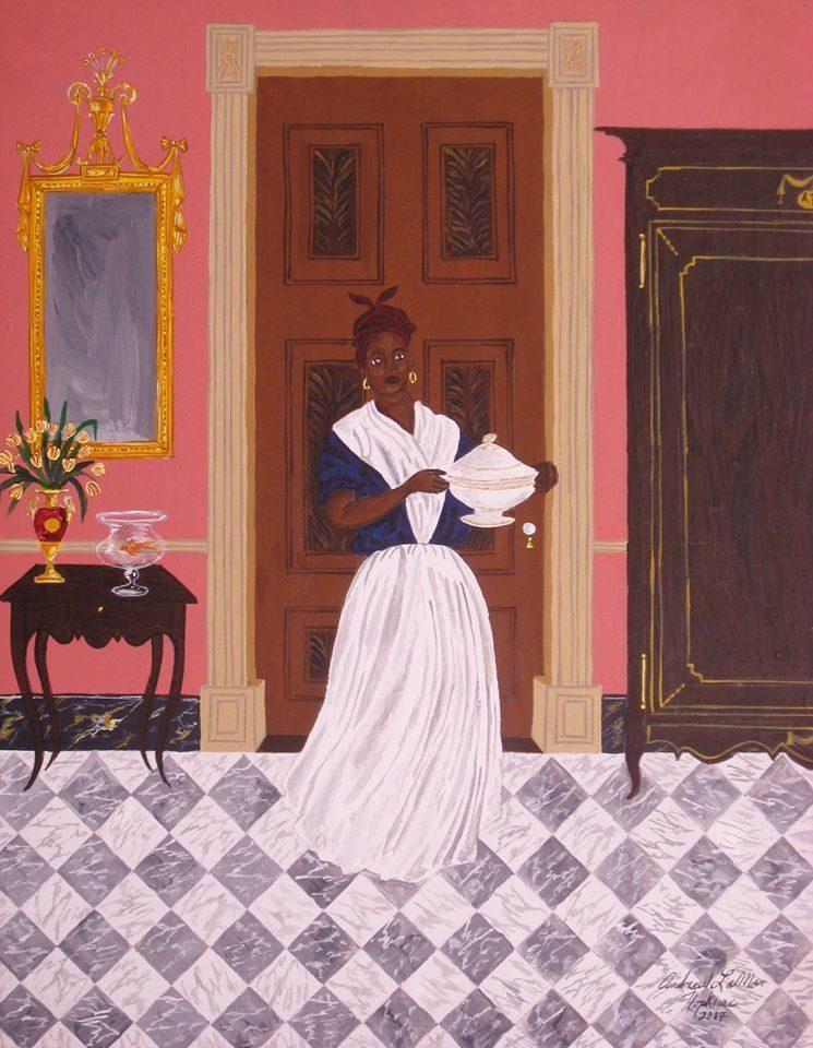 311167515dc9494e45f0f90431e581ef New Orleans Design Feature: Creole Art We Love