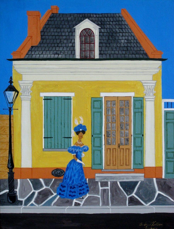37a27a6eb8ed9f869e4abfe9b97552fa New Orleans Design Feature: Creole Art We Love
