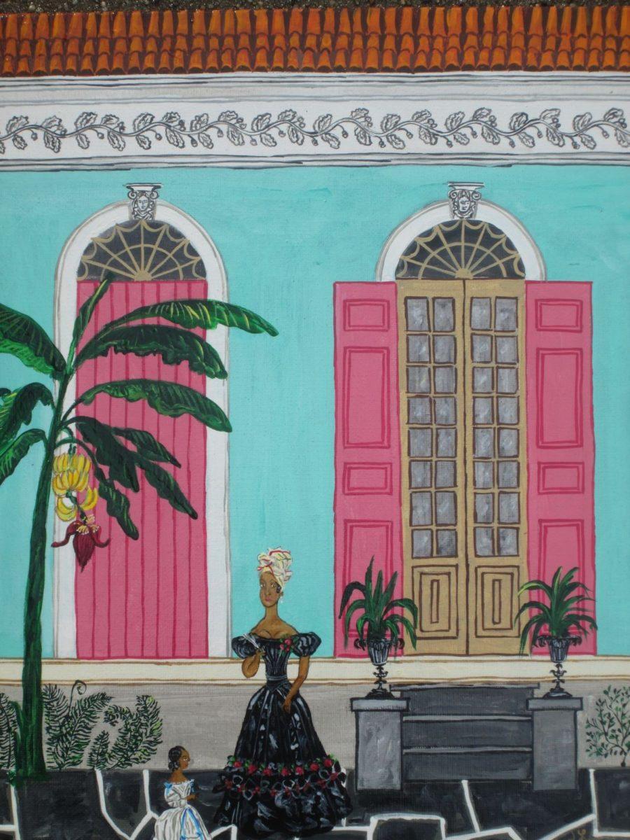 638291b6a98eccafa6b2b5553f80bebe New Orleans Design Feature: Creole Art We Love