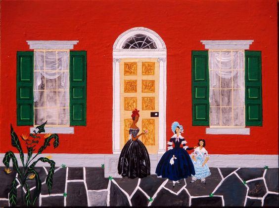69c07b7813fbdd1070e9d17579a5e912 New Orleans Design Feature: Creole Art We Love